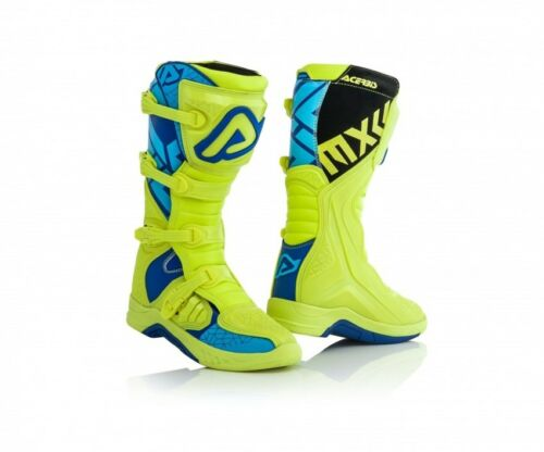Acerbis Stiefel X-Team Motocross Supermoto Enduro alle Größe 39-47