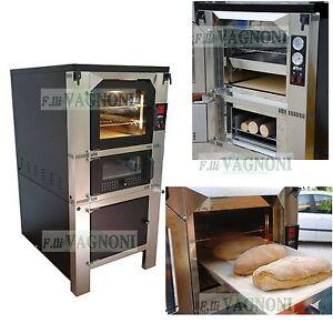 Forno a legna tafer genesis 60 interno inox carrello wood oven for pizza ebay - Forno a legna interno ...