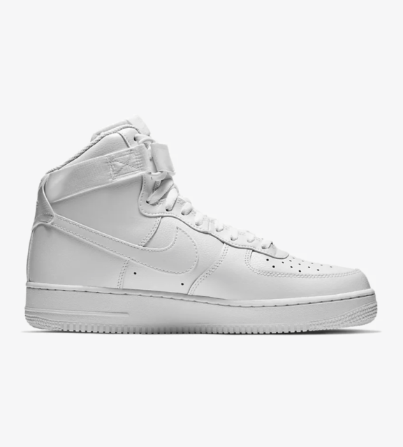 Nike Air Force 1 One High 07 LV8 Triple