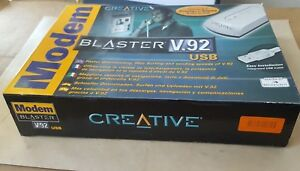 CREATIVE MODEM BLASTER V.92 USB WINDOWS VISTA DRIVER DOWNLOAD