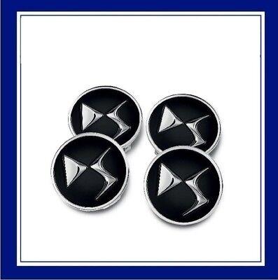 HONDA Civic Tipo R tappo centrale cerchi in lega a Cupola Adesivi X4 55mm Bianco Retro Rosso