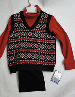Dockers Boys Piece Set Size 4t - From Sears - With Tag