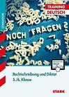 Training - Deutsch Rechtschreibung und Diktat 5./6. Klasse + ActiveBook von Regina Esser-Palm (2015, Set mit diversen Artikeln)