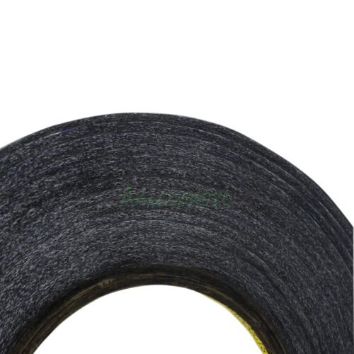 8pcs 1mm-10mm 164ft Black Double Sided Adhesive 3M Tape Phone LCD Screen Repair