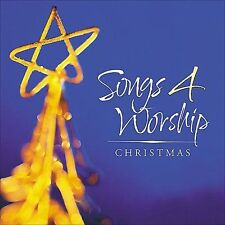 Songs 4 Worship CHRISTMAS 2 CD Set 2001 Don Moen Bob Fitts Kelly Willard Sealed