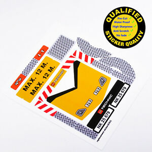 CUSTOM-sticker-for-LEGO-8292-Cherry-Picker-Technic-Premium-quality