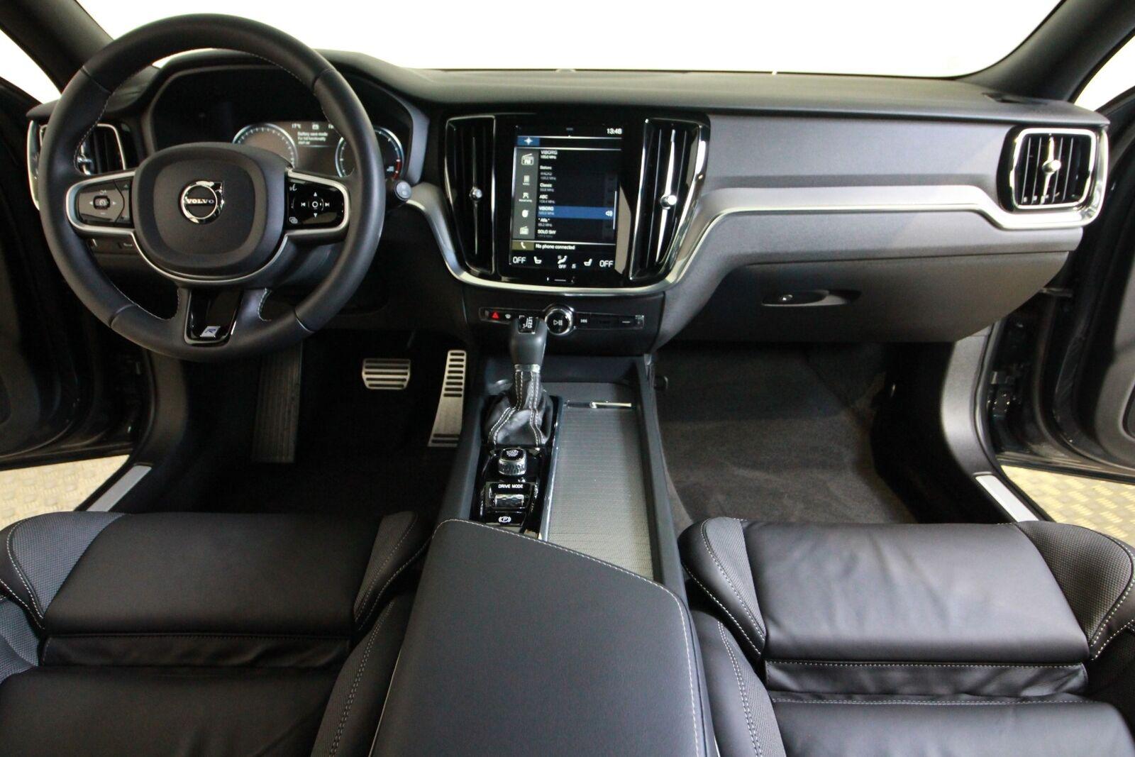 Volvo V60 D4 190 R-Design aut.