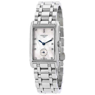 Longines DolceVita Mother of Pearl Dial Ladies Watch L5.512.4.87.6