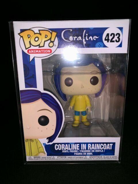 Funko Pop Coraline In Raincoat 423 For Sale Online Ebay