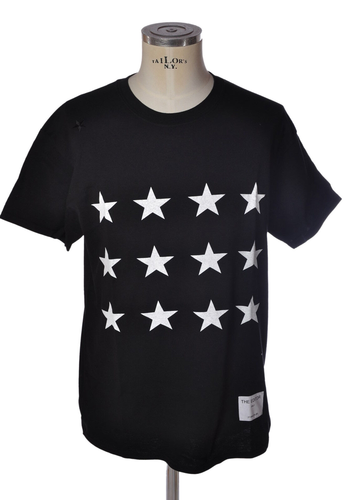 The Editor - Topwear-T-shirts - homme - 751917C183650