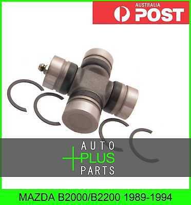 Fits MAZDA B2000/B2200 - Universal Joint Uni Joints Drive ...