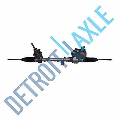 3pc Electric Power Steering Rack /& Pinion w//Outer Tie Rods for 2012-2017 Ford Focus Detroit Axle
