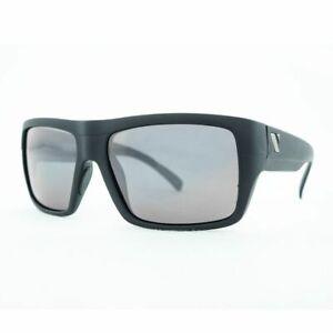 Venture Eyewear Transfer Polarised Sunglasses - Matte Blk/Smoke Revo
