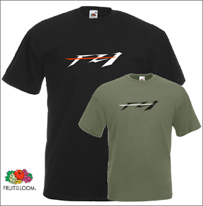 Yamaha Biker Fruit of the Loom Motorcycle Part 1 T-Shirt with Motorcycle Motive