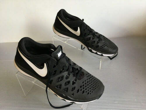 Discount Nike Running Training shoes 843937-010 Men sz 10 Black-White free shipping Sa8k8nek