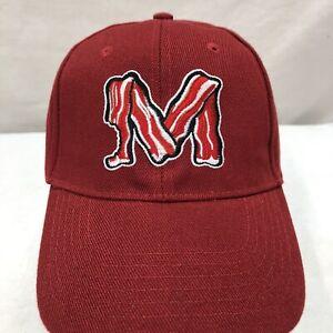 MACON BACON ADJUSTABLE STRAPBACK CAP/HAT