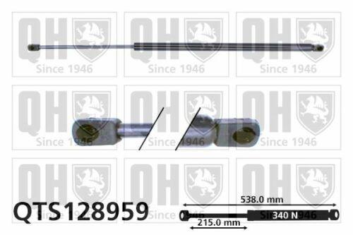 For Nissan Almera MK 2 II Hatchback 2000-2006 Gas Spring Boot Strut QH QTS128959