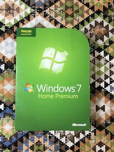 Details about Microsoft Windows 7 Home Premium UPGRADE Version 32 & 64 Bit  Disc with Key