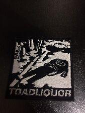 "Toadliquor ""Jets"" Sludge Band Patch, Leechmilk, Eagletwin"