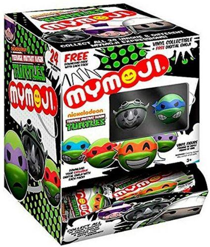 Funko POP Minis mymoji TMNT blindbags personaggi 12 pezzi