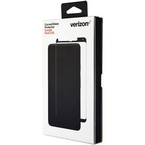 Verizon-incurve-en-verre-protecteur-d-039-ecran-pour-Google-Pixel-2-XL-Clair-bords-noirs