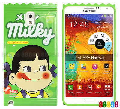 Japan Peko Milky Melon Candy Case For Samsung Galaxy Note 4 3 2 S5 S4