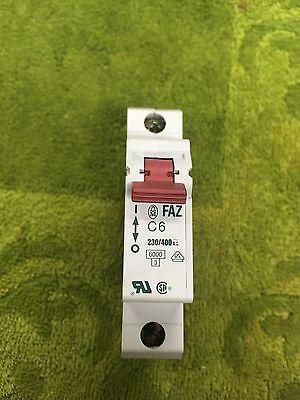 Lot Of 3 MOELLER FAZ-C2 230//400V Circuit Breaker #27G74