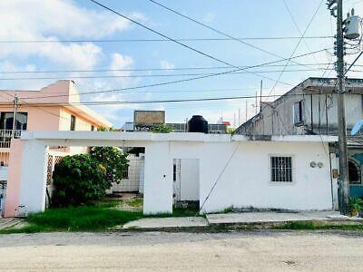 Casa con Amplio Terreno en Venta en el Ejido de Playa del Carmen