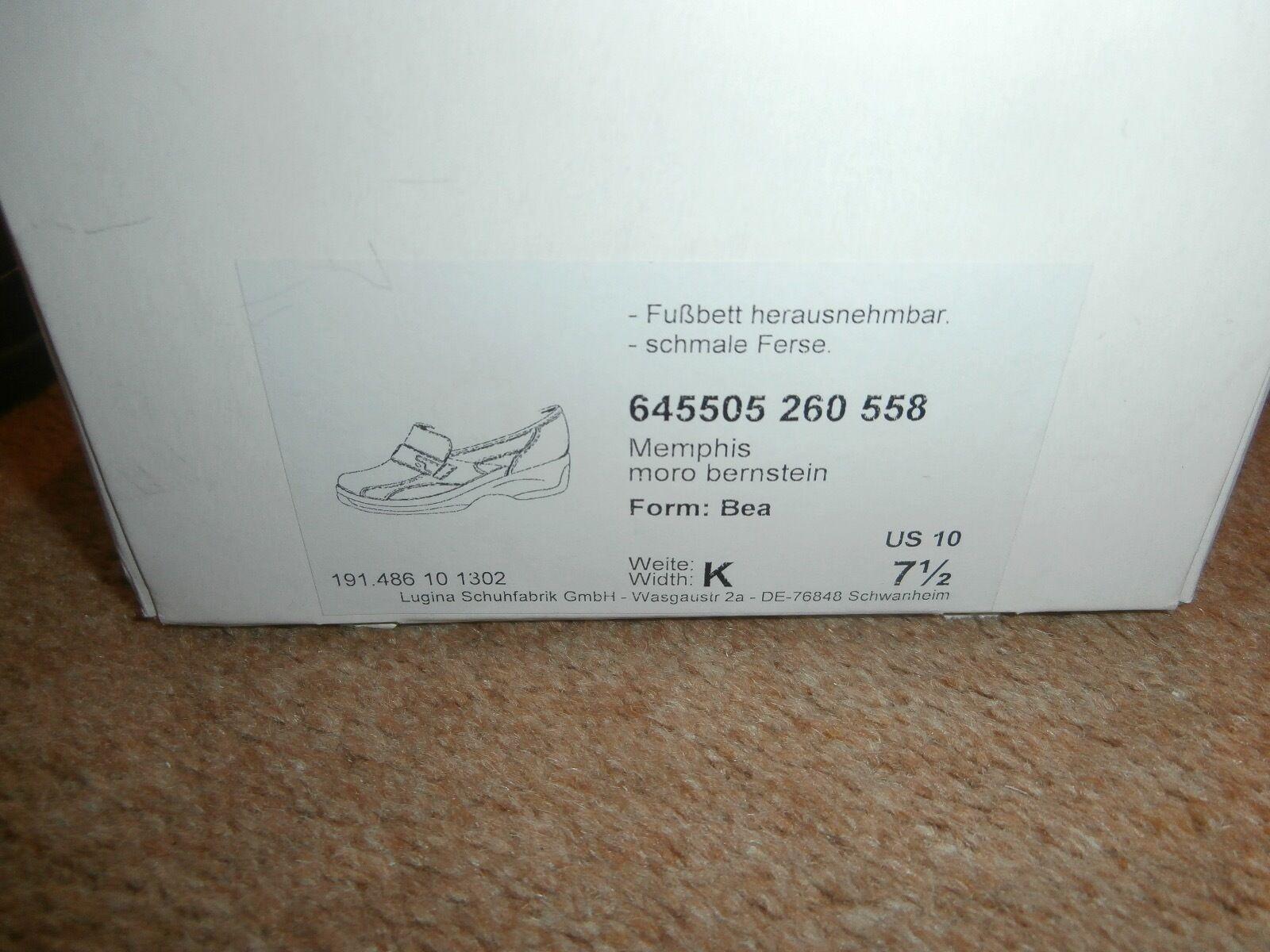 LADIES HIGH WALDLAUFER QUALITY WALKING Schuhe by WALDLAUFER HIGH Größe 7.5 extra wide e1d68d