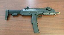 HK MP7 SMG Prop Gun. BROKEN airsoft gun. For Prop Use. Sold as is
