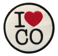 """Application Tounge 3.5/"""" Logo Sew Ironed On Badge Embroidery Applique Patch"""