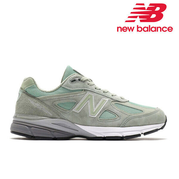 NEW BALANCE M990SM4 MADE IN USA MINT GREY M990SM4 SALE 100% AUTHENTIC