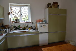 Kitchen Cupboard Doors High Quality Original 1970s Vintage Retro Ebay