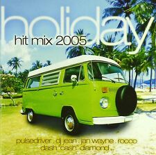 2x CD - Various - holiday hit mix 2005 - #A3457 - zyx music