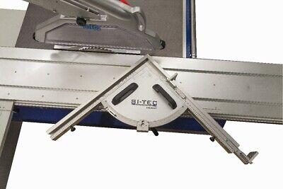 Humor Dsg-a - Doppels. Gehrungsanschlag + Adapter Für Holzher Superslide 1245 & 1290