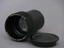 Heidosmat 2,8/ 85 Projector Lens Made In Singapore
