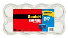Scotch Heavy Duty Shipping Tape 3m 8 Pack Free Shipping