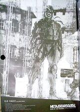 "Medicom RAH 1/6 12"" Old Snake O D Version Metal Gear Solid 4 Sideshow Hot Toys"