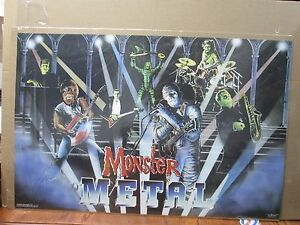 vintage-monster-movie-universal-original-Poster-12091