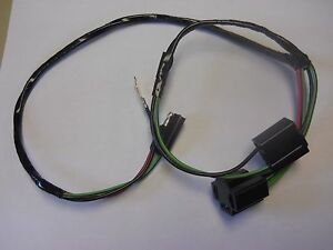 s l300 1966 1967 ford fairlane or ranchero headlight extension wiring
