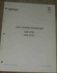 Details about 1980 Ferrari 308 factory wiring diagram manual on ferrari 246 wiring diagram, ferrari 330 wiring diagram, ferrari 308 frame, ferrari 308 fuel pump, ferrari 308 radiator, ferrari 308 tires, ferrari 308 firing order, ferrari 355 wiring diagram, ferrari 308 oil filter, ferrari 308 wheels, ferrari 308 parts, ferrari 308 transformer, ferrari mondial wiring diagram, ferrari 308 gtsi, ferrari 456 wiring diagram, ferrari 308 exhaust, ferrari 308 seats, ferrari 308 speedometer, ferrari 308 engine, ferrari 308 timing marks,