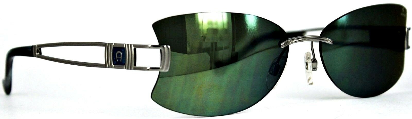 Aigner señora gafas de sol mod. ea646 301 plata // 249 (35)