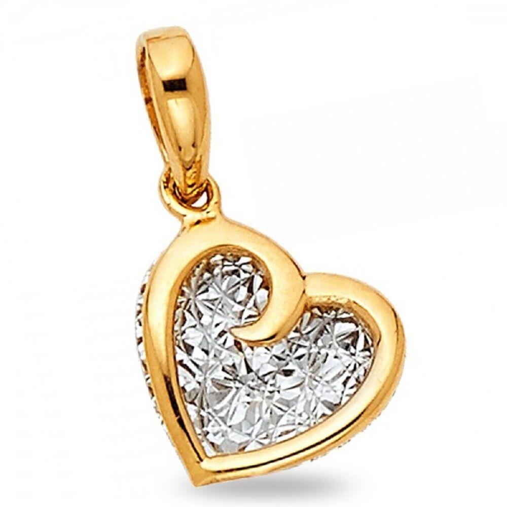 14k Oro Giallo Felice Ragazzo Bambino Ciondolo Pendente E Catena Collana Fine Jewelry Jewelry & Watches