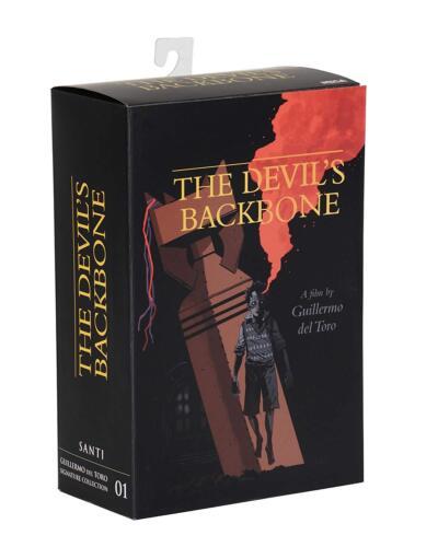 """Neca Devil's Backbone Guillermo Del Toro Signature Collection Santi 7"""" Figure"""