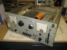 Vintage- ELECTRONIC MEASUREMENTS TO14-10M REGATRAN  ADJUSTABLE DC POWER SUPPLY