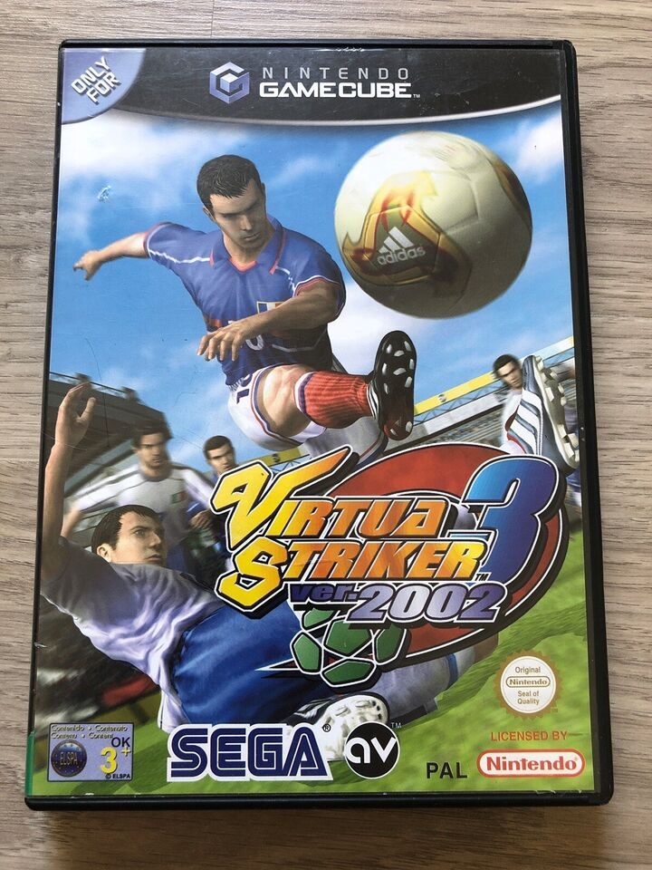 Virtua Striker 3 ver. 2002, Gamecube