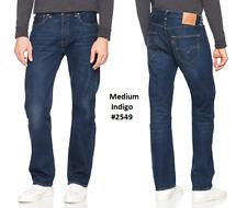 9f5a6c9d item 3 Genuine LEVIS 501 Original Fit Mens Denim Jeans LEVI Blue Black  **NEW STOCK** -Genuine LEVIS 501 Original Fit Mens Denim Jeans LEVI Blue  Black **NEW ...