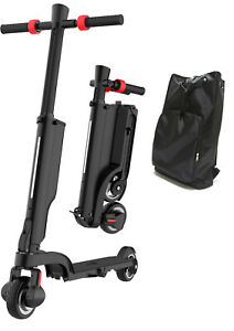 E-Scooter-Elektroscooter-Lithium-Ionen-Akku-Tacho-23-km-h-Beleuchtung