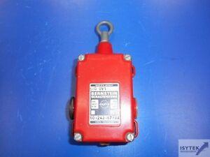 Bernstein-Schaltsysteme-Zugseilnotschalter-SID-UV1-601-2431-877-DA-Neuwertig