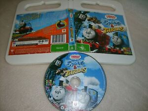 Thomas-amp-Friends-Spills-amp-Thrills-7-Stories-Oz-ABC-For-Kids-Issue-DVD-R4